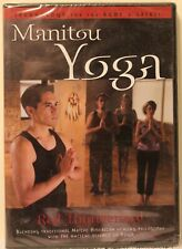 New Manitou Yoga Native American workout fitness exercise Dvd Red Thunderbird