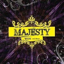 Won - Majesty [New CD]