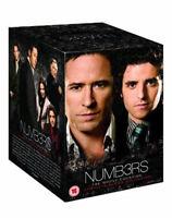 Numb3rs Stagioni 1 A 6 Collezione Completa DVD Nuovo DVD (PHE1499)