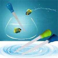 Aquarium Clean Vacuum Water Changer Gravel Cleaner Fish Tank Siphon Pump Durable