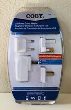 Coby Usb Power Travel Adapter