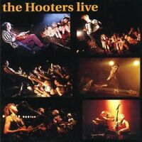 Hooters Live (1994) [CD]