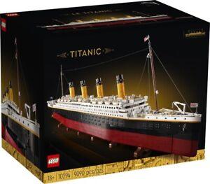 PREORDER New Lego Titanic (10294) Creator Expert - 9090 PCs - Ship After 11/08