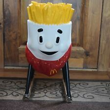 Vintage 1970's McDonald's Restaurant French Fry Chair