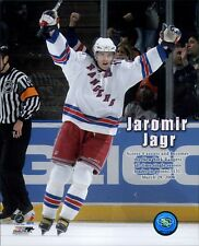 Jaromir Jagr New York Rangers NHL Licensed Unsigned Glossy  8x10 Photo C