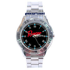 NEW RANGER BOATS Custom Chrome Men Wrist Watch
