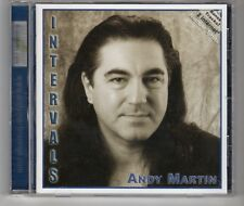 (HH508) Andy Martin, Intervals - 2005 CD