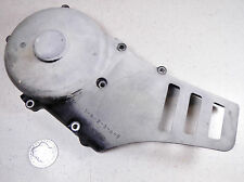 78 YAMAHA DT400 ENDURO LEFT SIDE STATOR & FRONT PRIMARY DRIVE SPROCKET COVER