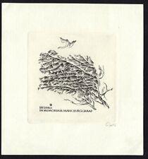 31)Nr.031- EXLIBRIS- W. Jakubowski