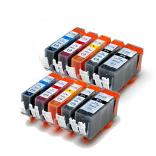 10 PK NON-OEM INK Replace for CANON PGI-225 CLI-226 IX6520 MG5120 MG5220 PGI225