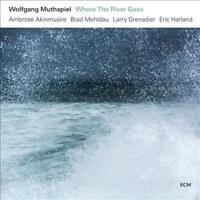 AMBROSE AKINMUSIRE/BRAD MEHLDAU/WOLFGANG MUTHSPIEL - WHERE THE RIVER GOES USED -