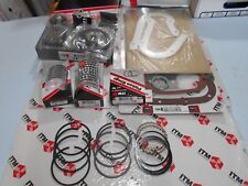 Toyota Corolla 2TC 1971-1979 Engine Rebuild Kit - Rings - Bearings - Gaskets +
