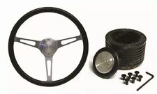 CHRSLER , VALIANT   SAAS Classic Steering Wheel 365mm 15 Inch  & Boss Kit Combo