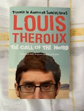 louis theroux book