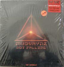 "Mudvayne: Not Falling 10"" OOP LP Red Vinyl EXCELLENT"