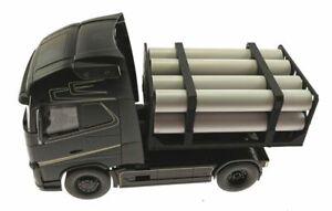 Rohr-Transportaufsatz für Siku Control32 LKW Volvo (6731, 6737)