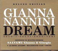 GIANNA NANNINI - DREAM DELUXE EDITION - CD SIGILLATO