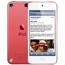 REFURBISHED Apple iPod Touch 5th Generation Pink MP3 Player 32GB i Pod ( 32 GB )