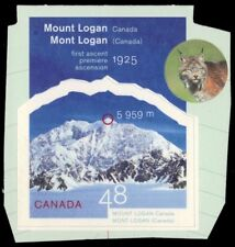 "CANADA 1960a - Year of Mountains ""Mount Logan, Canada"" (pa52776)"