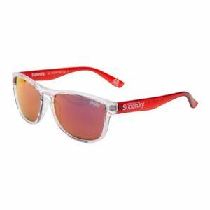 Superdry Rockstar Sunglasses Red