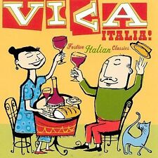 NEW Festive Italian Classics (Audio CD)