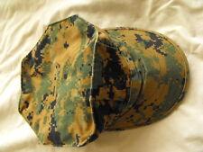 1st USMC Woodland Marpat Camouflage Utility Hat X-Small