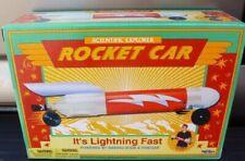 ROCKET CAR SCIENTIFIC EXPLORER BAKING SODA & VINEGAR SCIENCE KIT New