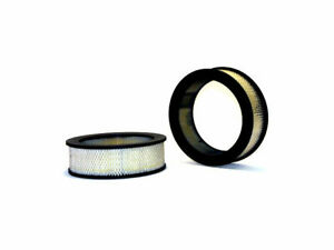 For 1963 Plymouth Fleet Special Air Filter WIX 58331XF