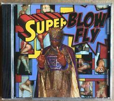 BLOWFLY - Superblowfly [explicit] - CD - **BRAND NEW/STILL SEALED**