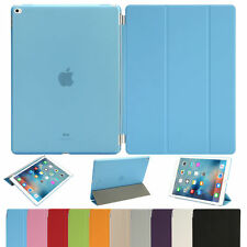 FUNDA SMART COVER + CASE + PROTECTOR TABLET APPLE IPAD 6 IPAD AIR 2 - AZUL