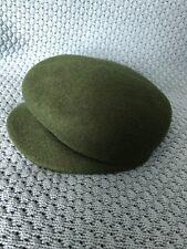 Toddler Iconic Kangol Wool Mau Hat Beret Kids Small Green
