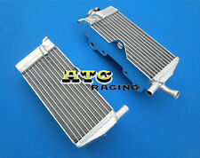aluminum radiator Honda CR125R CR 125 R  89 1989