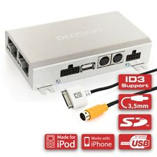 Densions GATEWAY 500 GW51MO2 USB iPod Interface BMW E60 E63 E65 E70 E71 E81 E90
