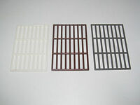 Lego ® Porte Grille 9 x 13 Door Grill with Bars Choose Color ref 6046