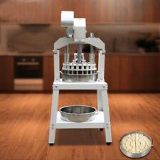 1set Manual Dough Divider 36pcs Hand Press Dough Cutter New
