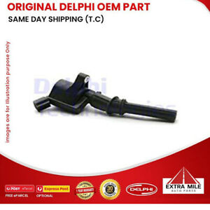 Delphi Ignition coil For Ford Crown Victoria 4.6L 8 Cyl 281 CID 1999-2011
