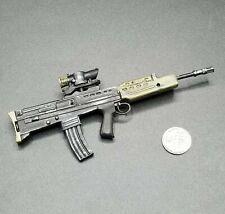 """1:6 Ultimate Soldier British L85 SA80 Rifle 12"""" GI Joe BBI Dragon"""