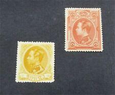 nystamps Thailand Stamp # 3.4 Mint Og H $49 U4y1142