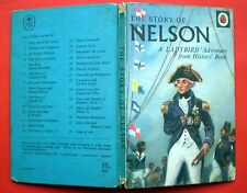 The Story Of Nelson Ladybird vintage book history navy adventure ship Trafalgar