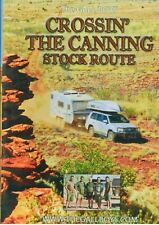 Crossing The Canning Stock Route DVD The Gall Boys. Excellent Condition. Caravan