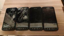 Lot of 4 Samsung Galaxy Xcover 4 G390F 16GB Unlocked Smartphones