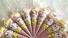 Pre filled large TROLL'S sweet cones party bags PERSONALISED birthday