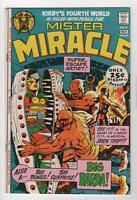 MISTER MIRACLE no. 4 1st appearance BIG BARDA VF 8.0