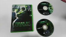 HULK EDICION ESPECIAL 2 DVD ERIC BANA JENNIFER CONNELLY + EXTRAS