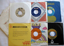 WABC Musicradio 77 AM 1972 Top Hits Giveaway 45 rpm American Pie