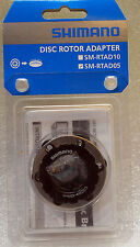Shimano SM-RTAD05 Disc Rotor Adapter to use 6 Bolts Rotors in Center Lock System