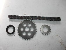 KIT DISTRIBUZIONE RENAULT 5 11 18 FUEGO 1400 TIMING CHAIN KIT