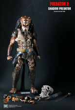 Hot Toys Predator 2 Shadow Predator 1/6 Scale Action Figure Exclusive NEW MIMB