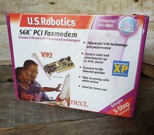U.S. Robotics  (USR5660A) 56k V92, V90 PCI 95/98/Me/w2k/xp - NEW in Box
