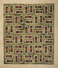 Steppin' Stones Multi-Size Quilt Pattern by Starr Designs-FREE US SHIPPING!